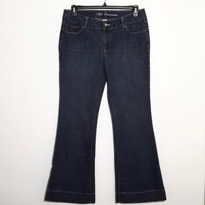 CATO | flare blue jeans sz 12